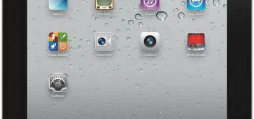 Apple iPad 2 Wi-Fi + 3G - display and front view