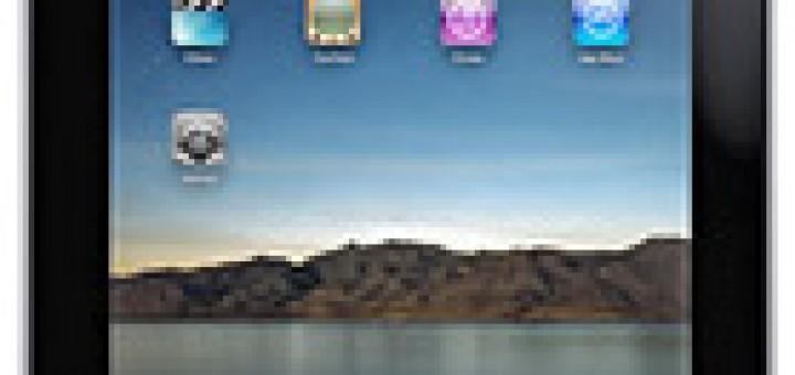 Apple iPad Wi-Fi + 3G front image