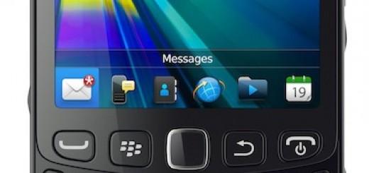 BlackBerry Curve 9220 front image