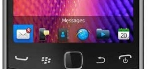 BlackBerry Curve 9360 front image