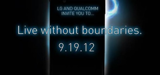 LG Optimus G to be announced for US on September 19