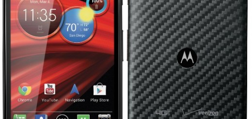 The new Motorola DROID RAZR HD is now available and can be bought