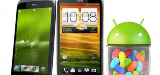 HTC One X and HTC One S will be updates with JB any time now