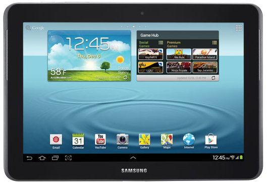 samsung galaxy tab 2 10 1 from verizon for 499 phones review. Black Bedroom Furniture Sets. Home Design Ideas