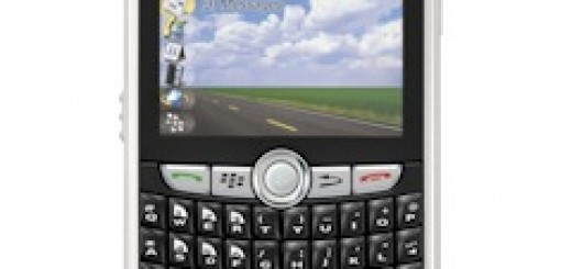 front image of BlackBerry 8800