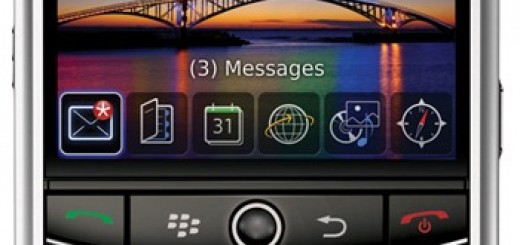front image of BlackBerry Tour 9630