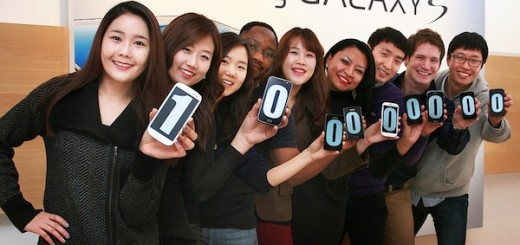 """Samsung """"galactic"""" selling results"""