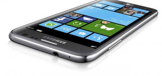 Samsung ATIV S available at O2 on contract