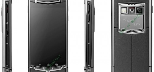 The latest Vertu Ti Android phone oil barons want