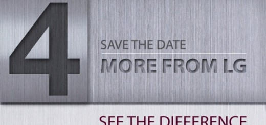 LG teasing the public before MWC 2013