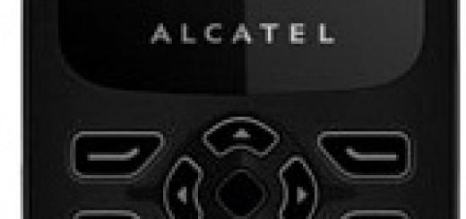 Alcatel OT-105 front