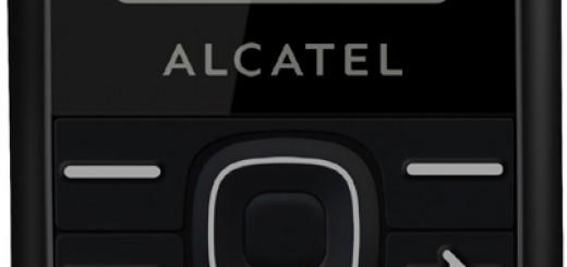 Alcatel OT-213 front