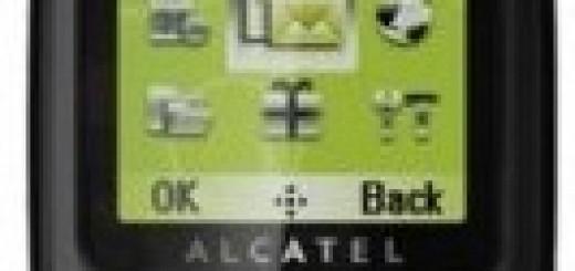 Alcatel OT-280 front