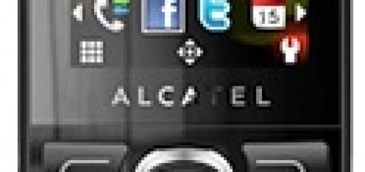 Alcatel OT-690 front