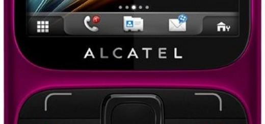 Alcatel OT-803 front