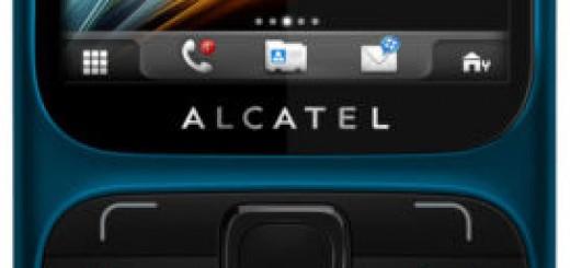 Alcatel OT-813D front