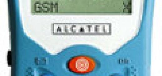 Alcatel OT Gum db mobile phone front picture