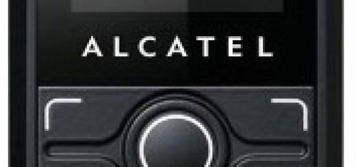 Alcatel OT-S121 front