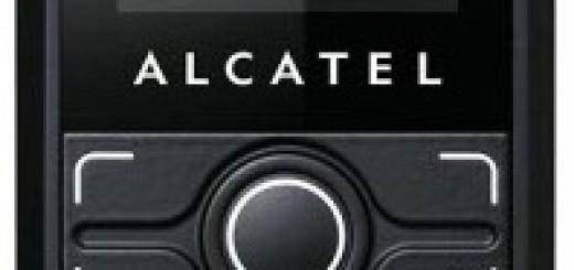 Alcatel OT-S210 front