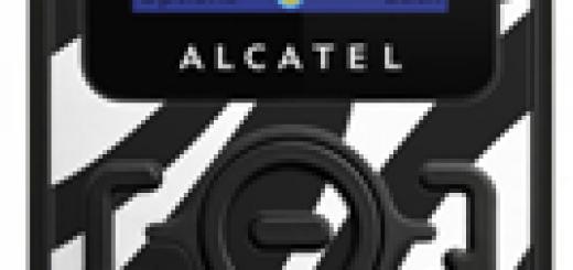 Alcatel OT-V212 front image
