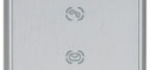 Alcatel OT-V570 front view