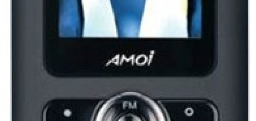 Amoi A203 front picture