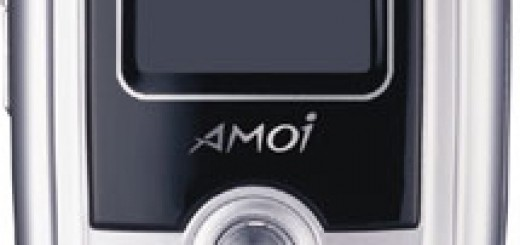 Amoi A869 main picture