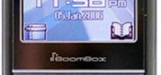 Asus V80 front image