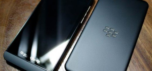 The new flagship of the Canadian company - BlackBerry Z10, is surely not what we expected.
