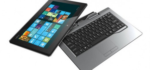 Fujitsu STYLISTIC Q702 is the solution of Fujitsu for those who want a laptop computer and a tablet in one.