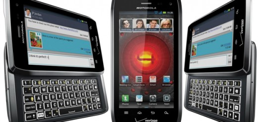 Motorola DROID 4 will get its last update - Android 4.1 Jelly Bean.