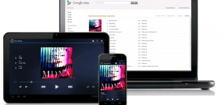 Google is preparing a music streaming service in Google play as well as changes in Youtube.