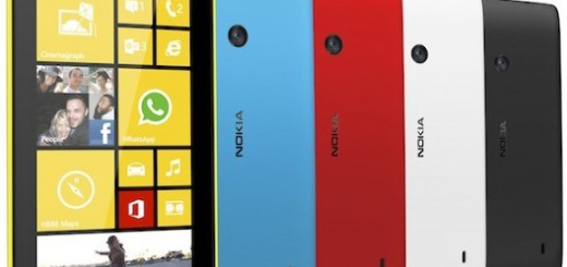 Nokia Lumia 720 will be available in the USA soon in its five colours.