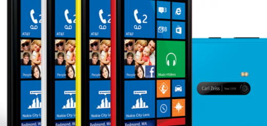 The flagship Nokia Lumia 920 comes in 5 different colours to make the mobile world a bit more colourful.