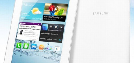 When released, Samsung Galaxy Tab will put an end to the support of the original, first Samsung Galaxy Tab.