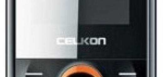 front picture of the Celkon C102