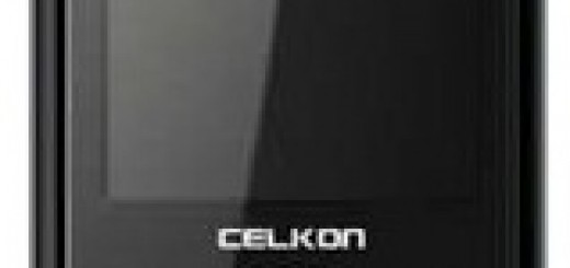 Celkon C909 front facing picture