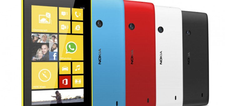 Nokia Lumia 720 price and availability in Australia were released today.