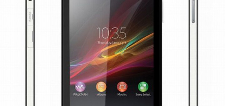 Sony Xperia SP will be available in UK through the networks of Three and O2.