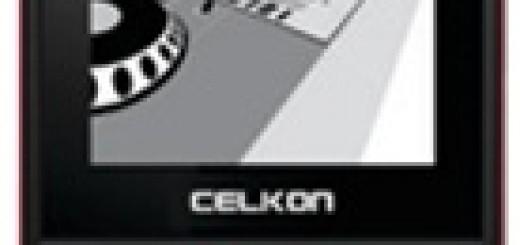 Celkon C770 Dj - front facing