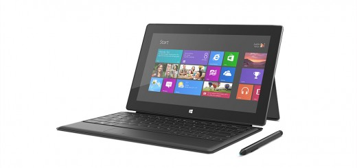 Microsoft Surface Pro hits the Japanese market in two versions - 128GB and 256GB.