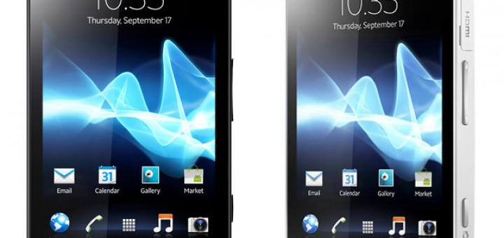 Sony Xperia S gets the Android 4.1.2 Jelly Bean update
