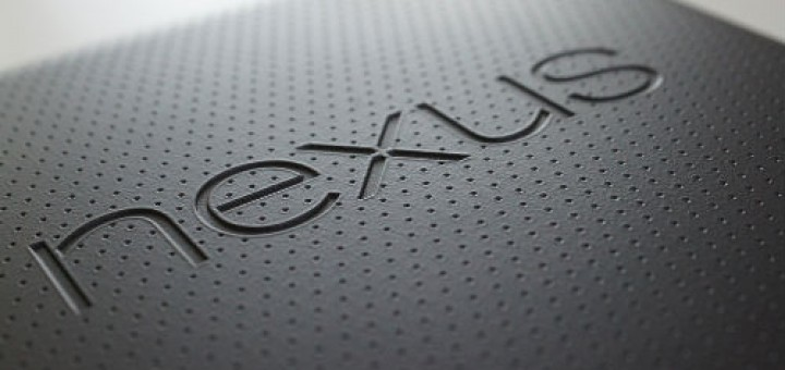 The new concept for Nexus 7 tablet