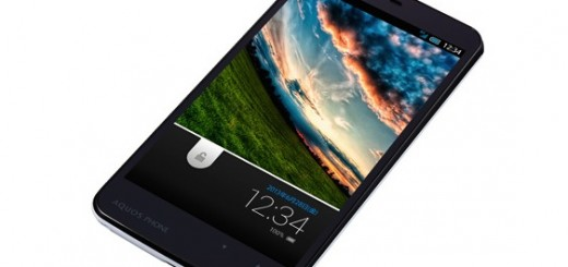 Sharp AQUOS 206SH revealed, goes on sale in June