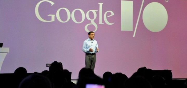 Summary of day one from the conference Google I/O 2013