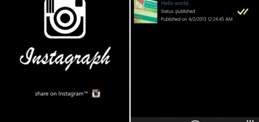 The integration between Instagraph and Metrogram provide a new Instagram experience for users of Windows Phone 8
