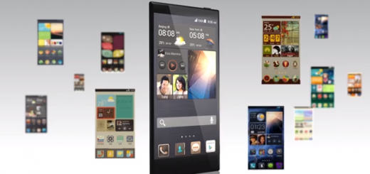 Huawei shows a new version of the Emotion UI, video available