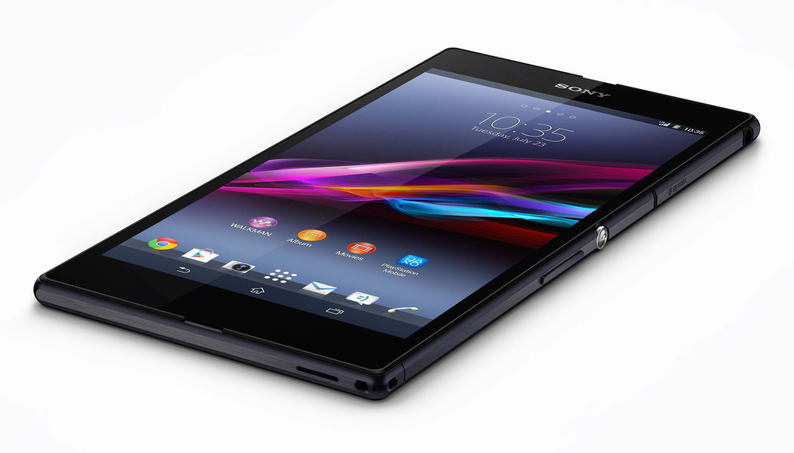 Sony presents its addition to the large-sized smartphones ...