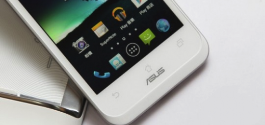 Asus FonePad 2 in white color
