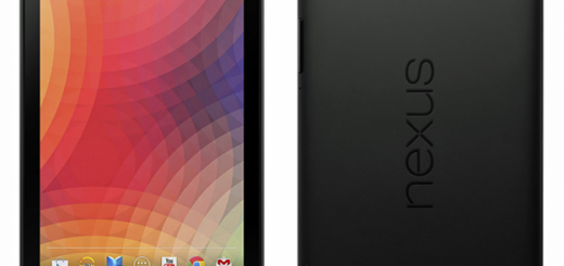 Google Nexus 7 by evleaks